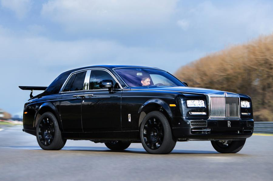 Rolls-Royce Cleverly Hides Their 'Cullinan' SUV in Plain Sight