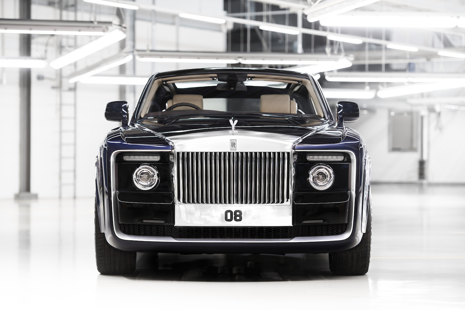 Rolls-Royce Wants to Build More One-Offs Like the Sweptail