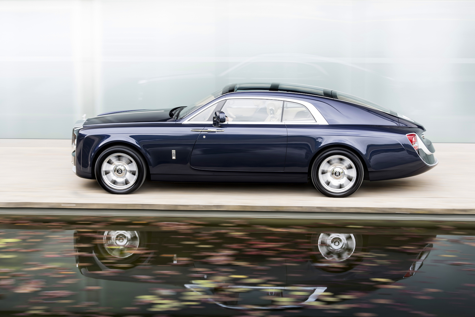 One-Off Rolls Royce Sweptail Is The World's Most Expensive New Car