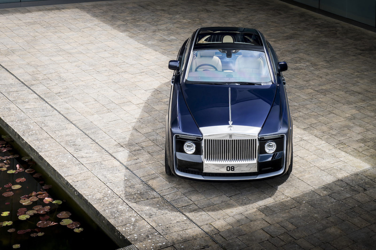 Rolls-Royce Torpedo Photo: James Lipman / jameslipman.com