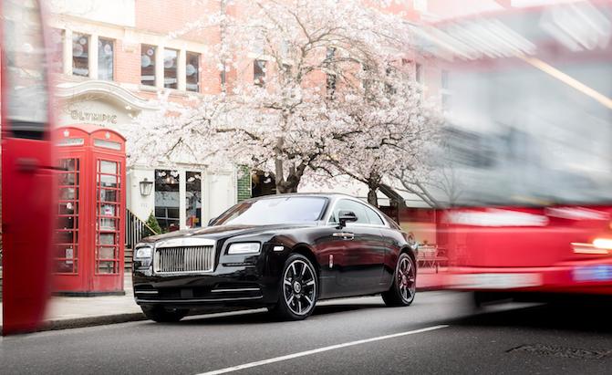 Rolls-Royce Says Feck Hybrids…