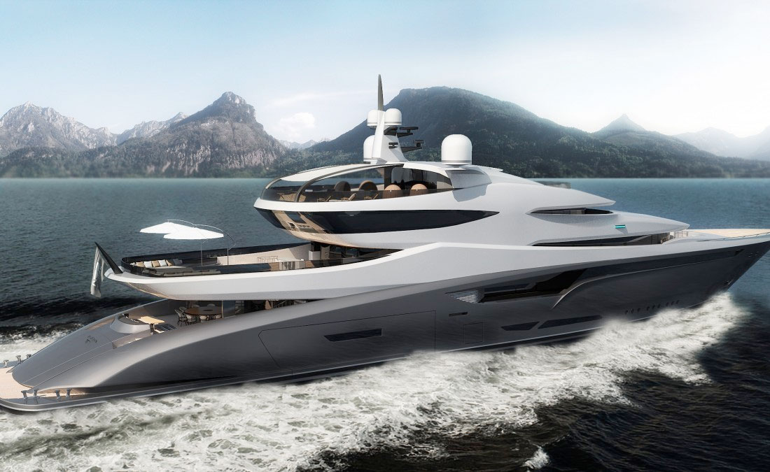 The Stunning Miya SuperYacht is the Epitome of Exclusivity