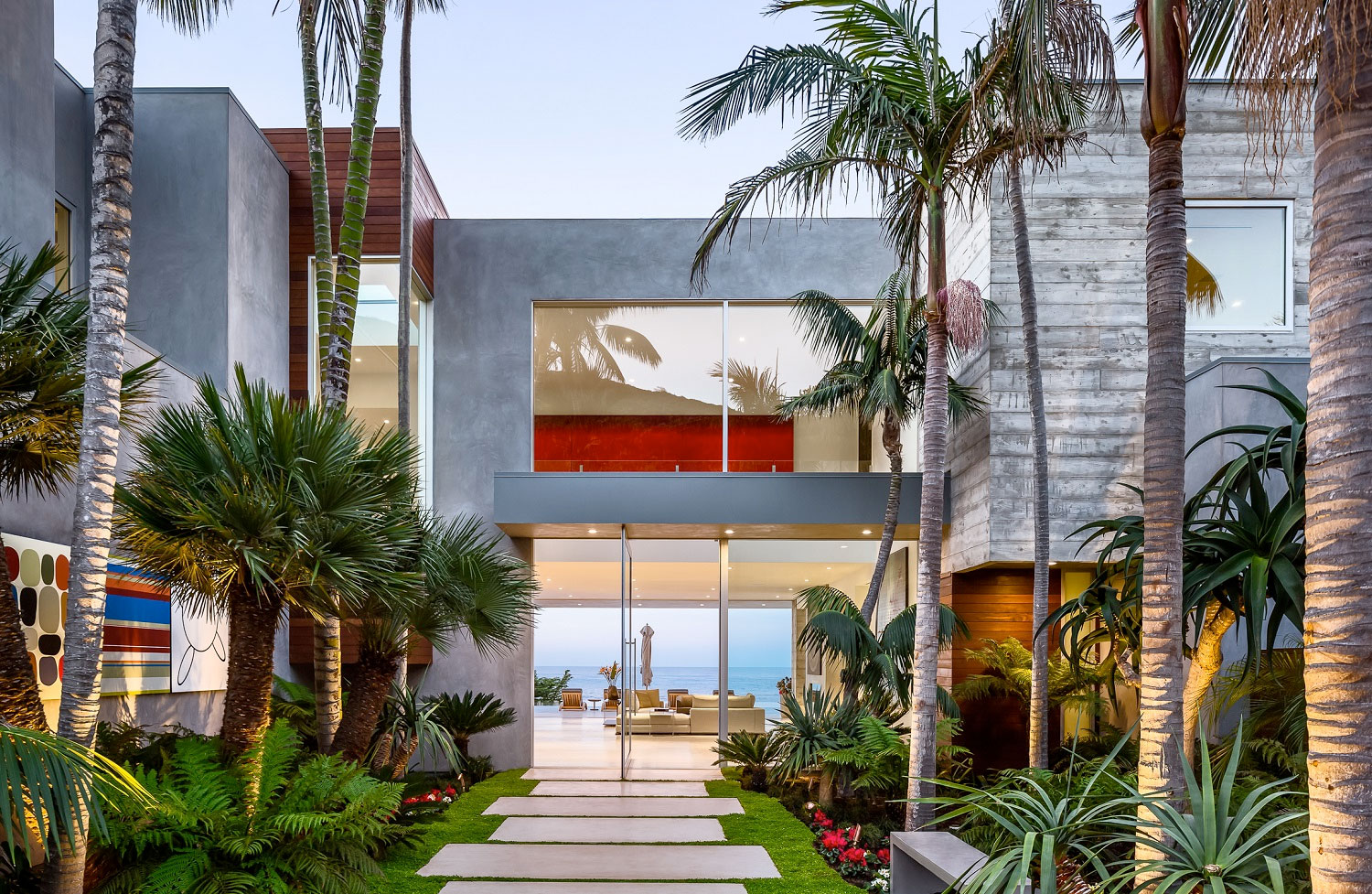 Live The High Life in This Jaw-Dropping Malibu Mansion