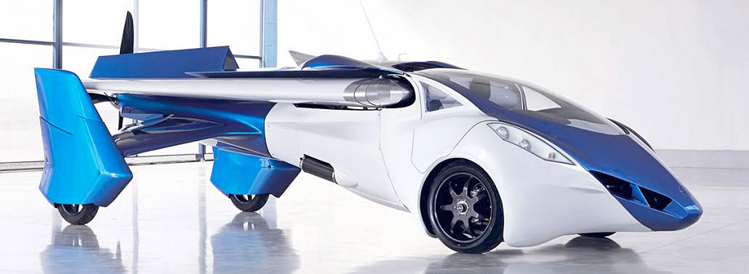This Insane Flying Car Hits The Production Line Next Year