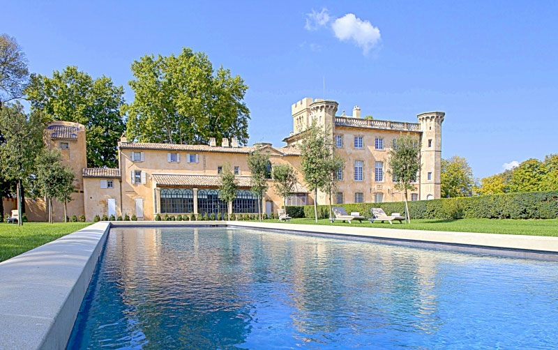 Here's Your Chance To Rent An Authentic French Castle