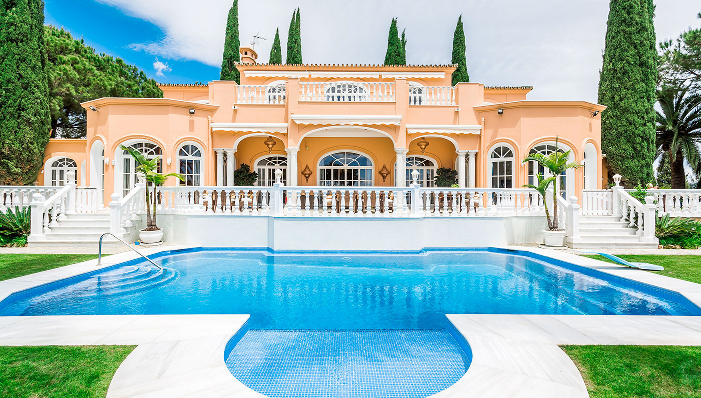 Live Like A Prince In This Stunning Spanish Country Villa