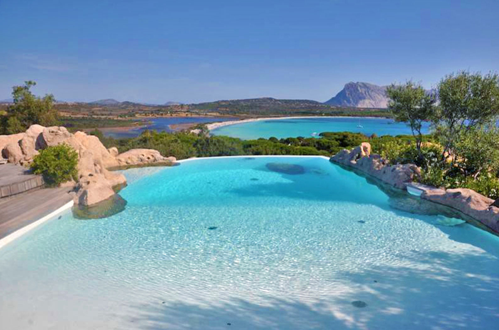Pick a Pool, Any Pool Here In Sardinia