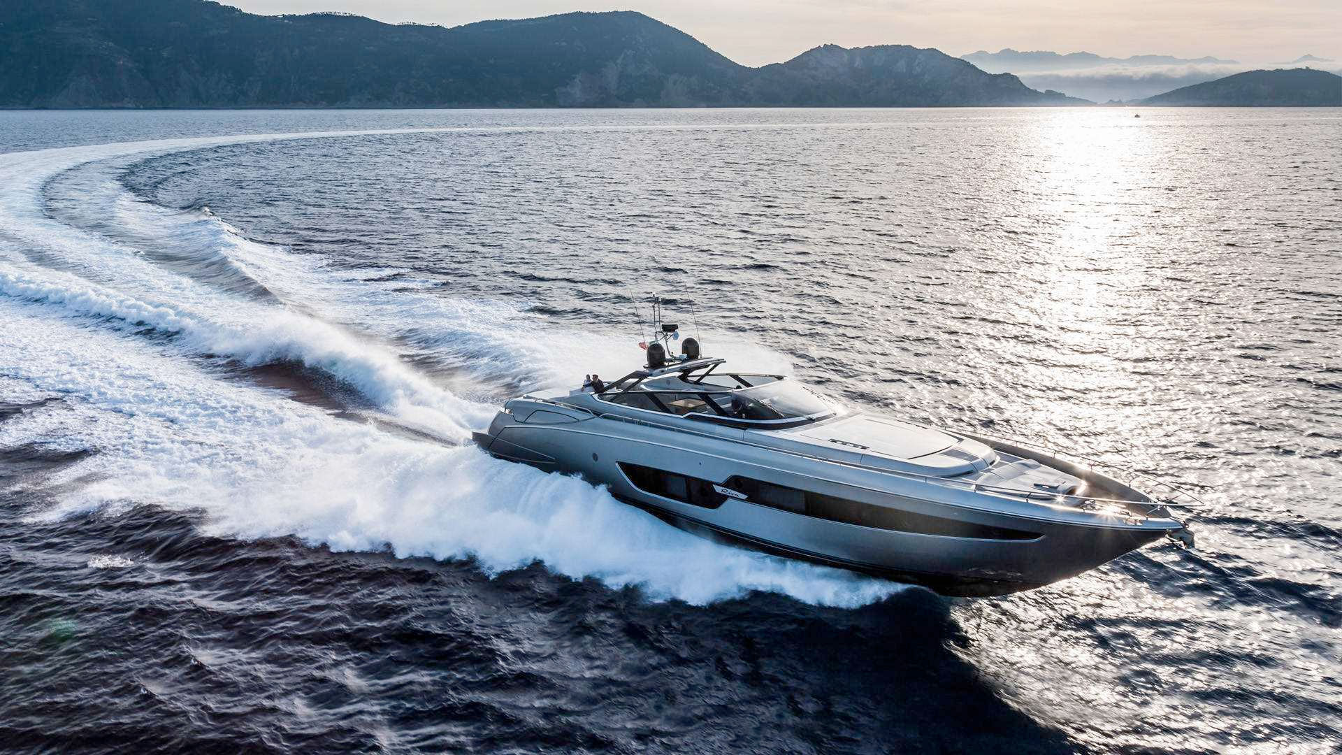 Go Top-Down in This Phenomenal Convertible Riva Yacht