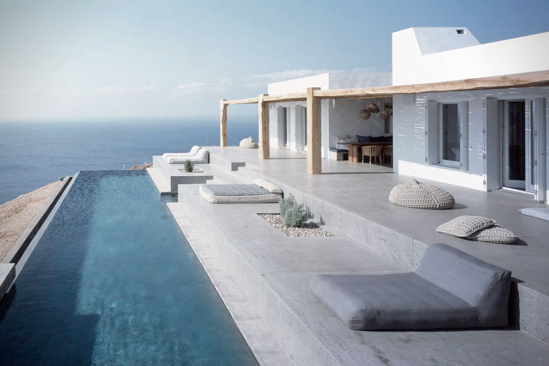 Do Absolutely Nothing in This Gorgeous Greek Villa