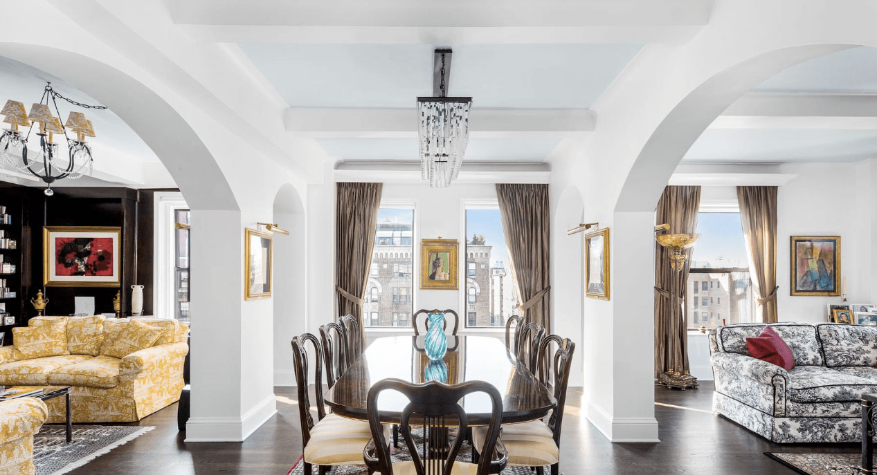 Live Like a Spanish Prince In This New York City Condo