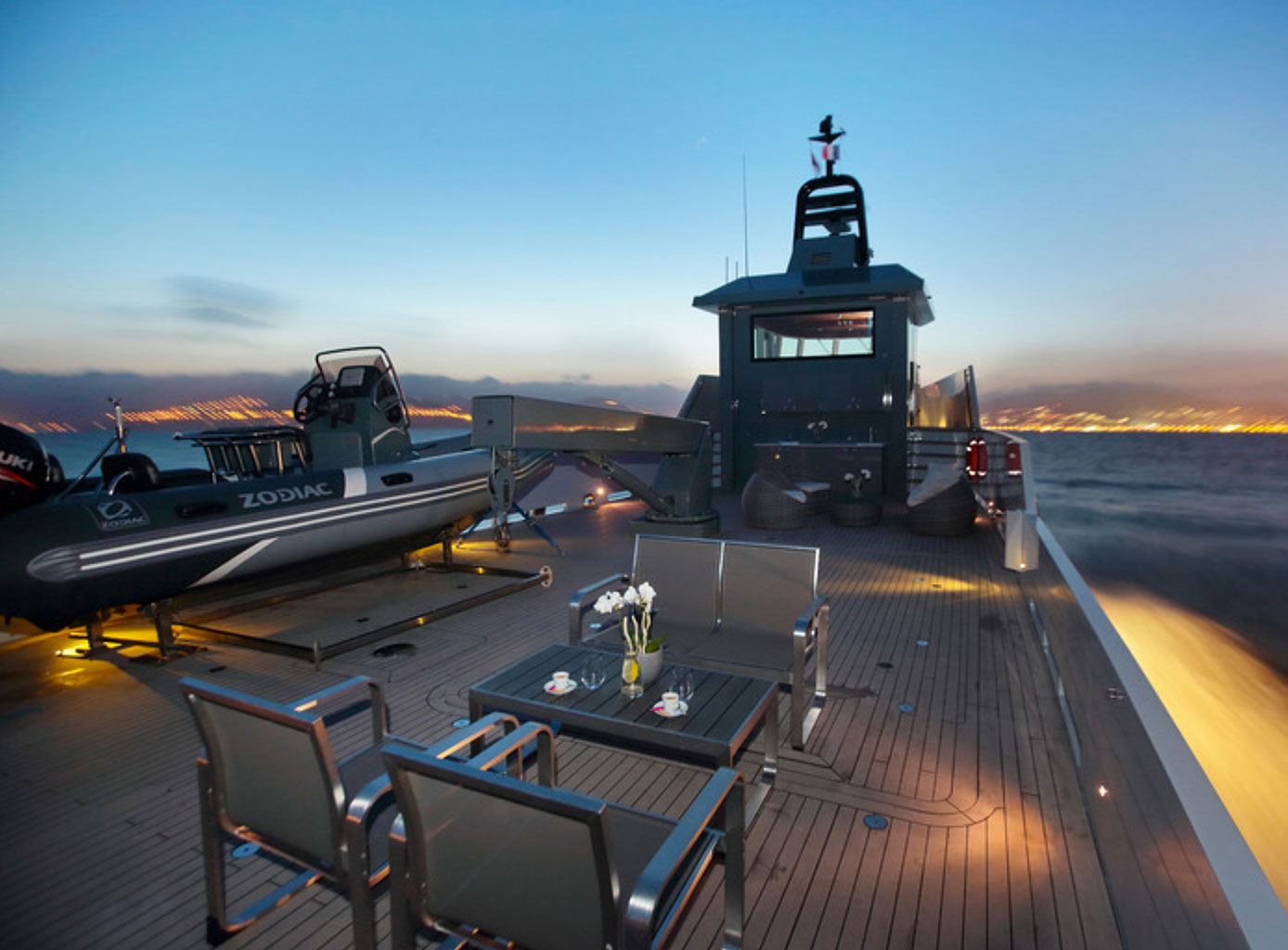 If You Have To Ask What a Shadow Yacht Is, You Probably Can't Afford One…