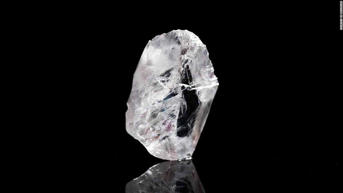 How Much Do You Think the World's Most Expensive Diamond is Worth?