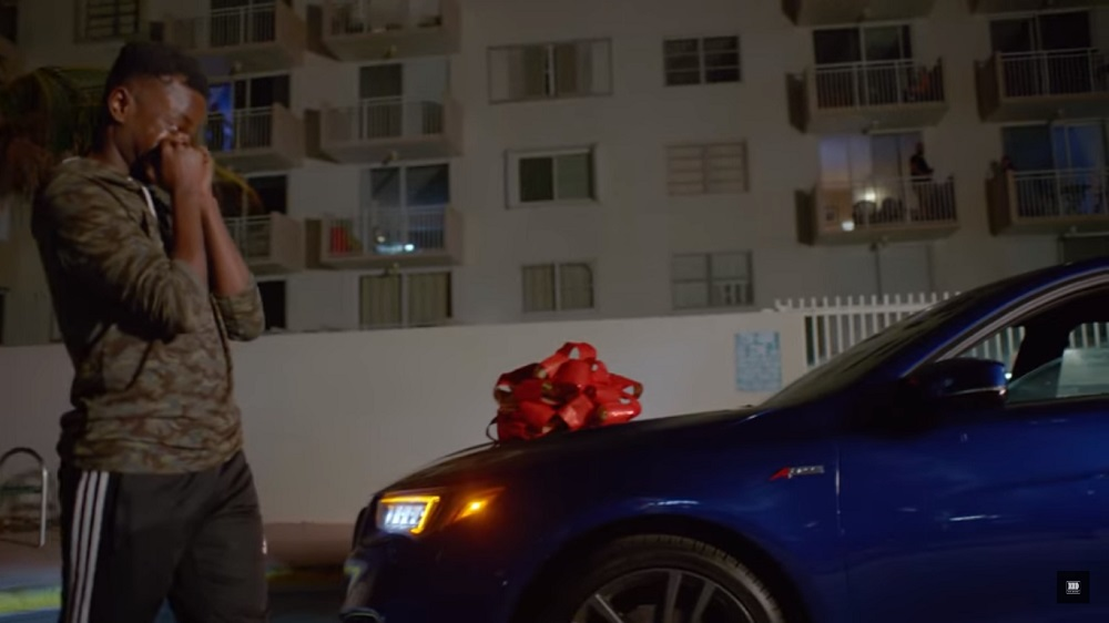 How Drake Ended Up Giving Away Acura TLX Sedans