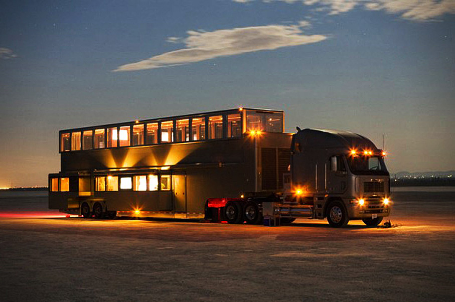 This Celebrity RV Just Stole the Title as the Most Luxurious RV in the World
