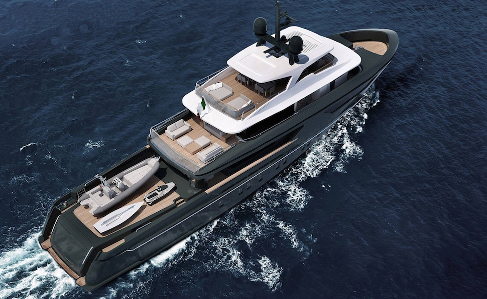 This Superyacht Was Designed to Explore the Whole World