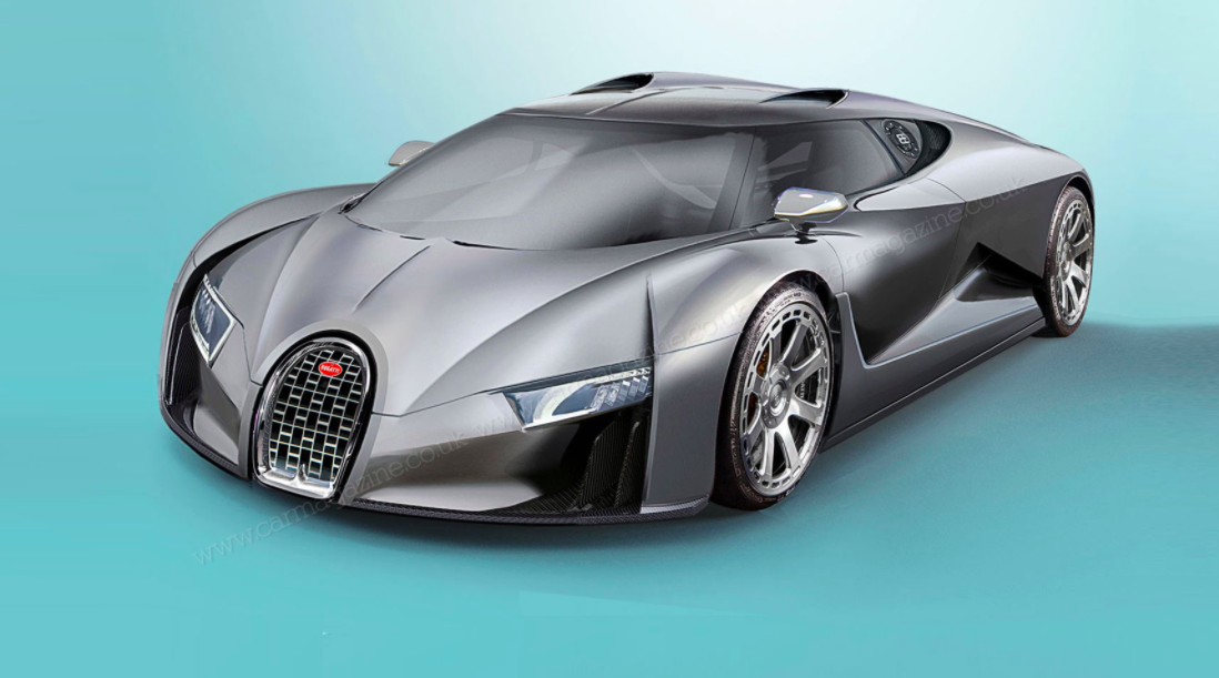 This 28-Year-Old Celebrity DJ Just Bought A Bugatti Chiron