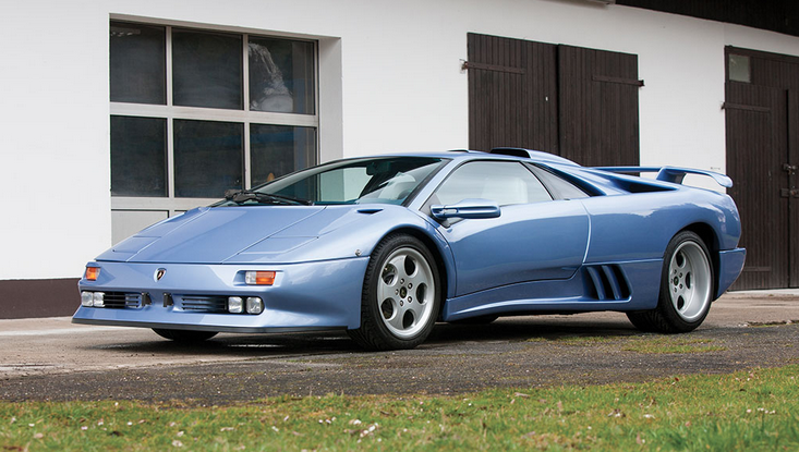 If You Think This Lamborghini Diablo is Badass—Wait Til You See Its Interior