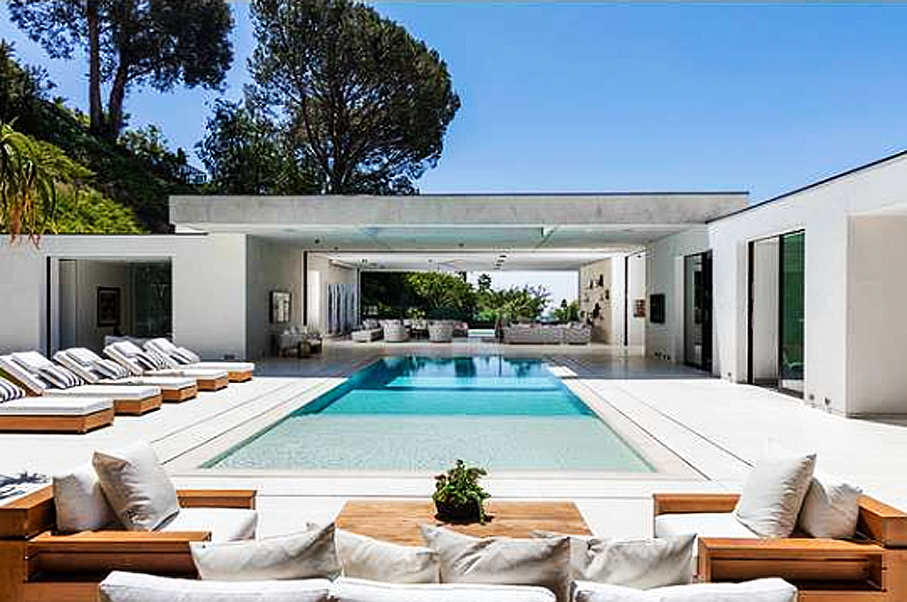 You Can Own this Gorgeous Beverly Hills Party House for $25 Million
