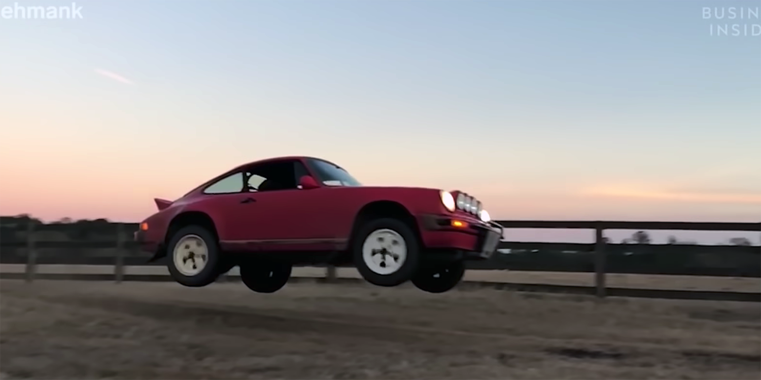 Watch: Here's Where All Those Bad Ass Safari 911s Have Been Coming From