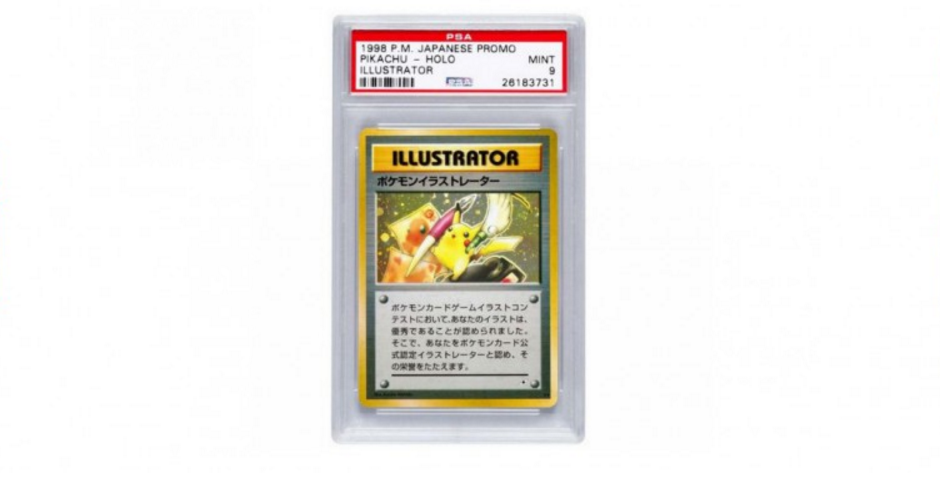 Why is This the Most Expensive Pokemon Card Ever?