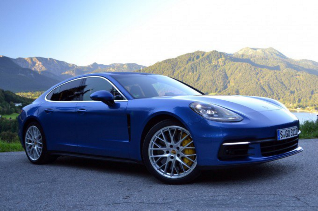 10 New Things About the 2017 Porsche Panamera