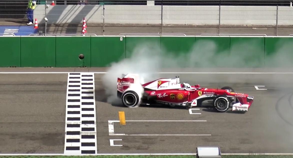 Ferrari Racing Days at Hockenheim Will Make Your Ears Orgasm