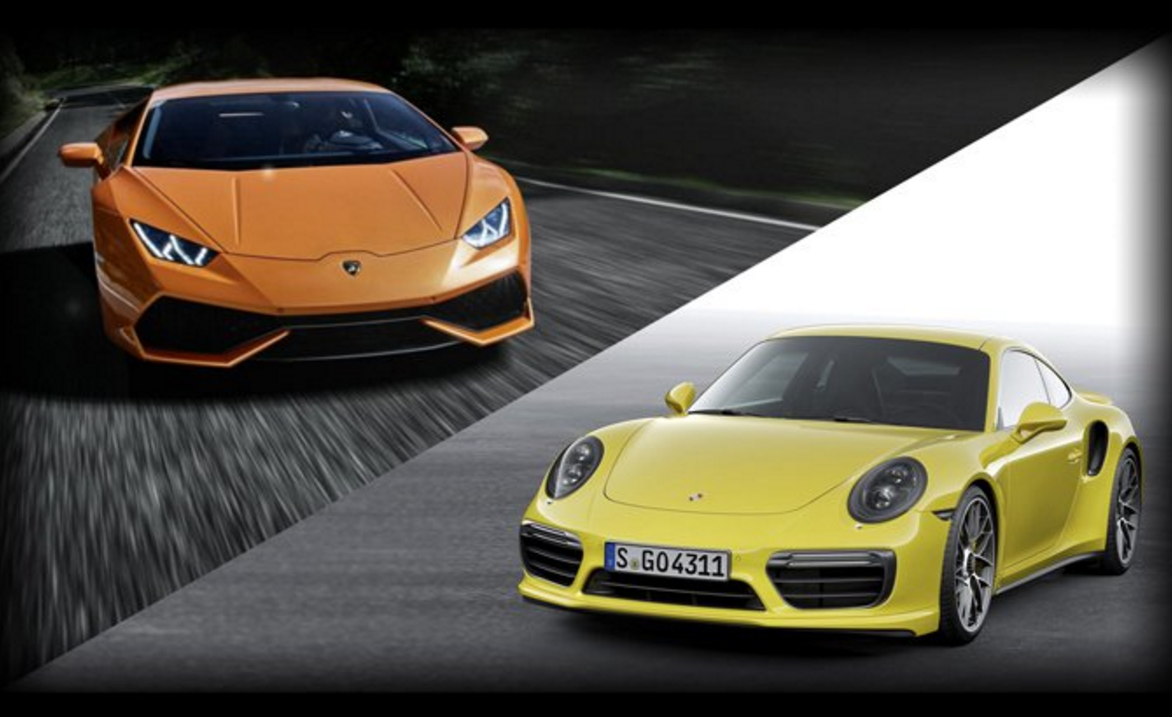 Would You Rather: Porsche 911 Turbo S or Lamborghini Huracan?