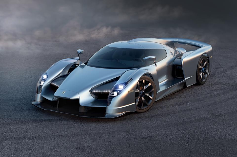 You'll Soon be Able to Drive the 800-hp SCG003 on the Streets