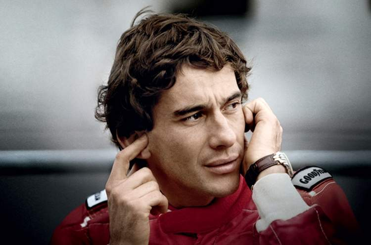 TAG Heuer Unveils Three Ayrton Senna Special Editions