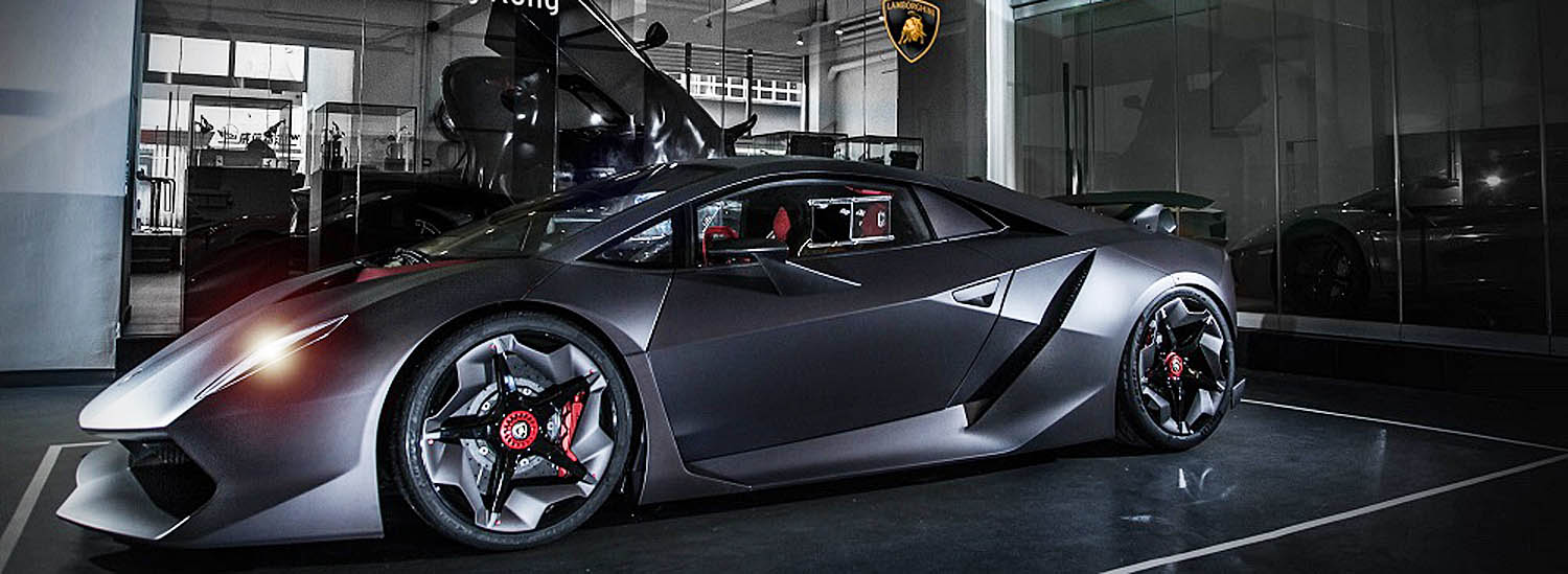 See The Insane Lamborghini Sesto Elemento Just Delivered In Hong