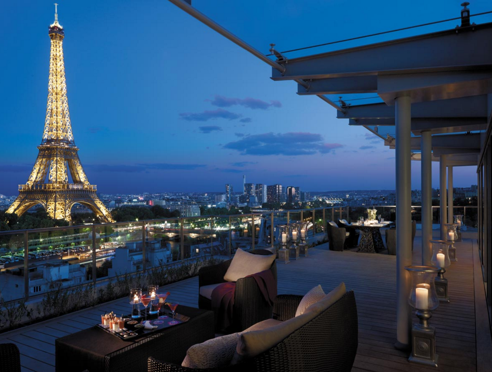 Check Out the Top 5 Most Luxurious Hotels in Paris