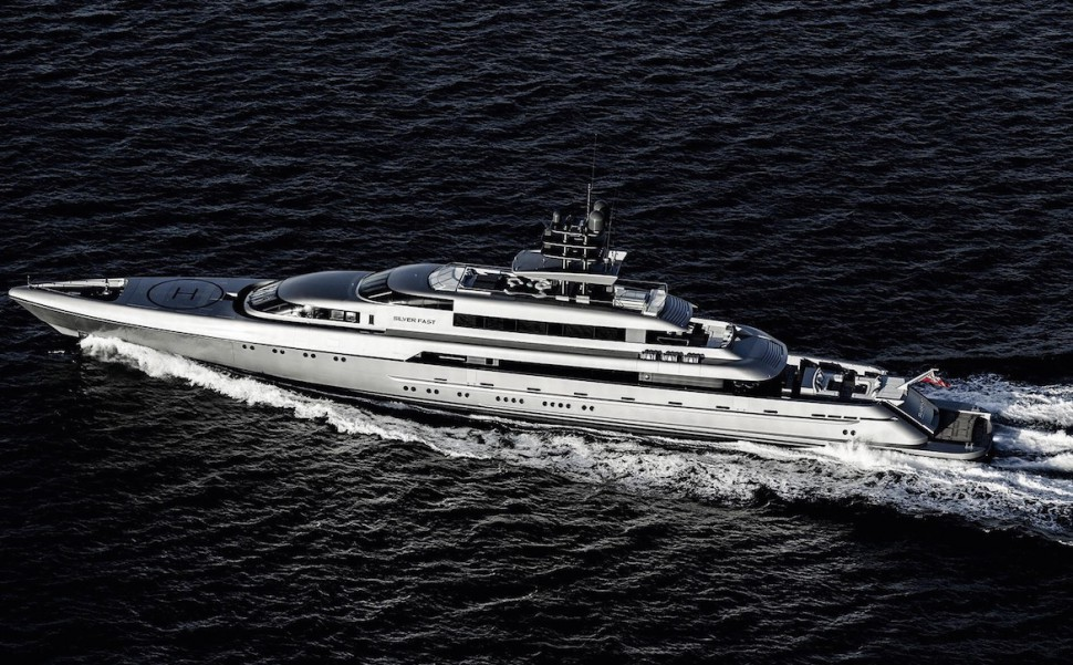 See the $90-Million Superyacht That Just Won the Monaco Yacht Show