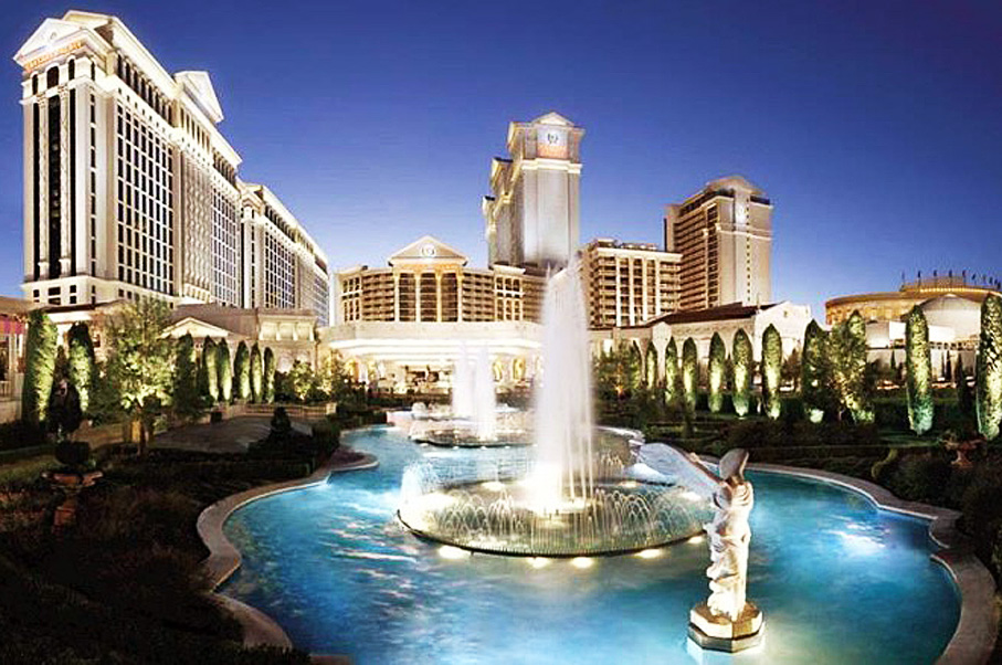The TOP 5 Most Expensive Luxury Hotel Suites in Las Vegas