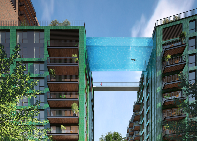 The 'Sky Pool' Looks Amazing and Terrifying at the Same Time!