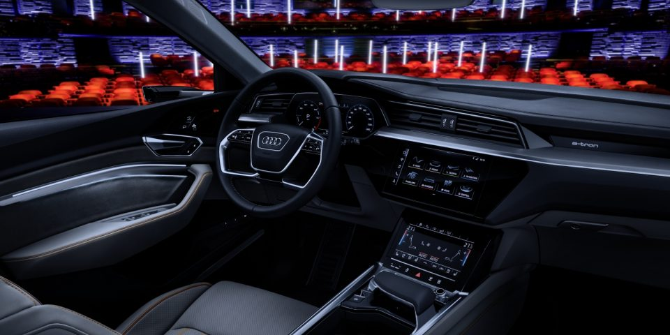 Audi Bringing In-Car Theater to CES