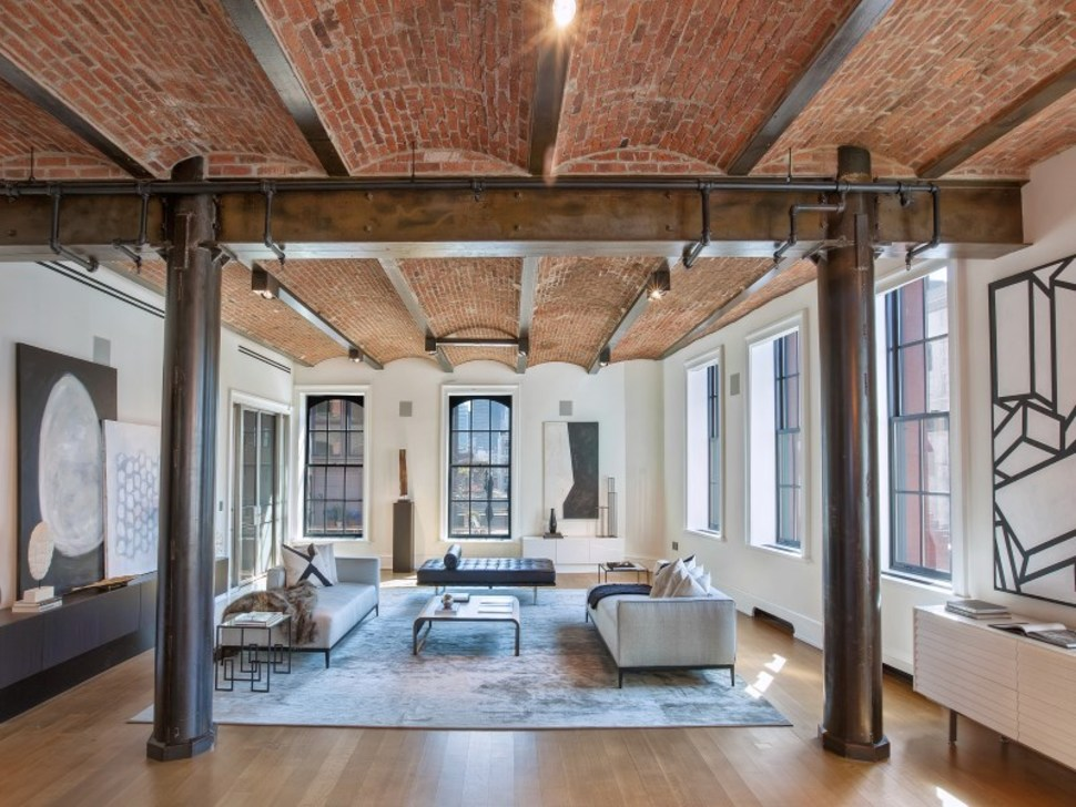 This Stunning 18 Million Luxury Soho Loft Is An Interior