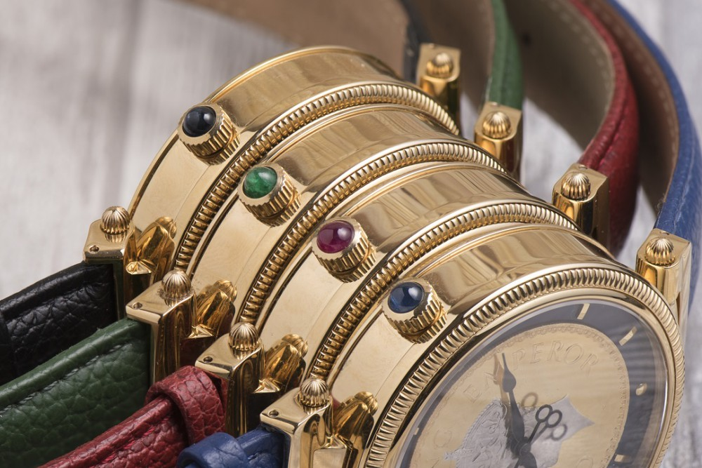 Jaipur Watch Company (JWC) Launches Imperial Collection II