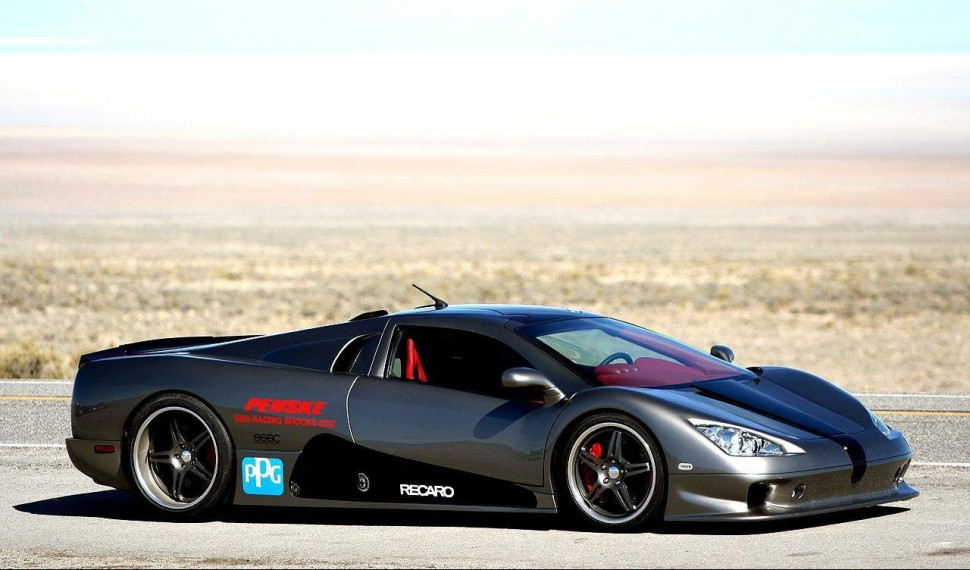 The Top 4 American Supercars of All Time - Luxury4Play.com
