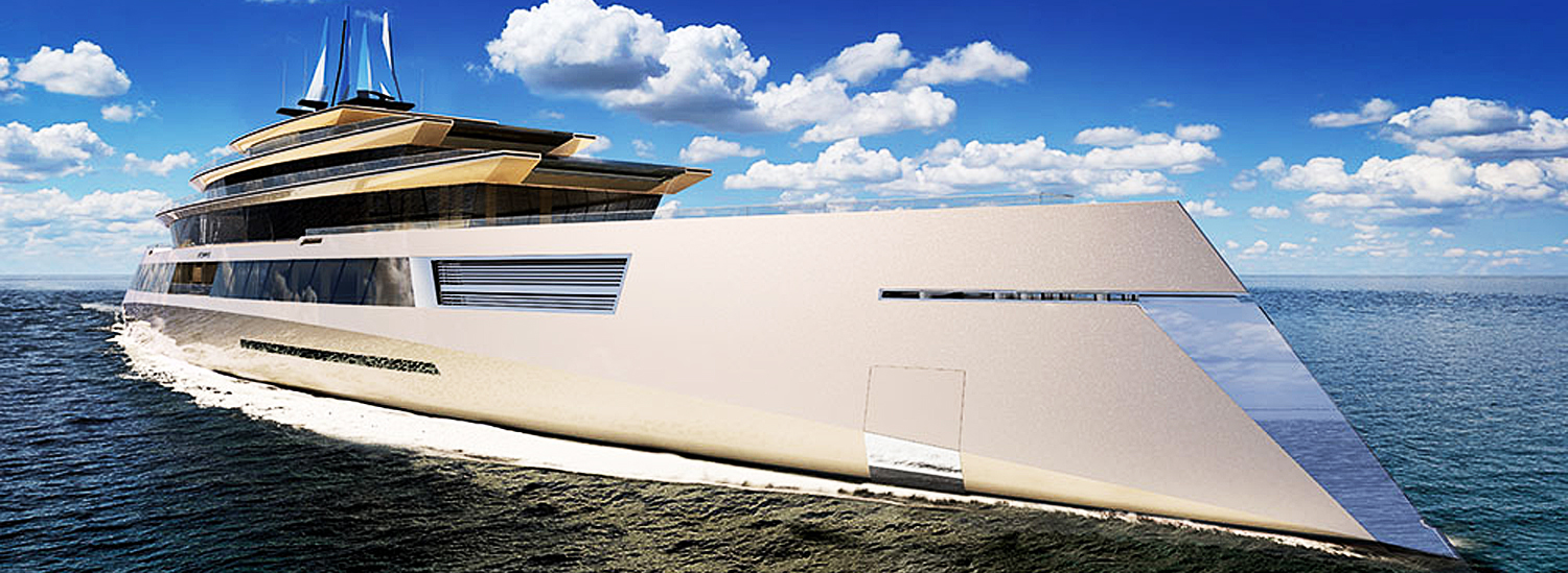 Is This the Craziest Luxury SuperYacht You've Ever Seen?