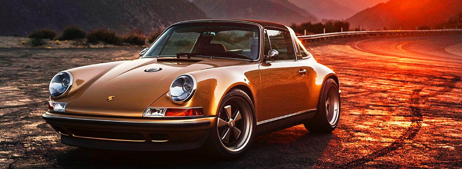 This Porsche 911 Targa Is the Classiest Redesign We've Ever Seen