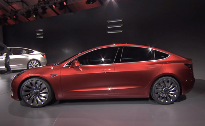 5 Things We Now Know About the Tesla Model 3
