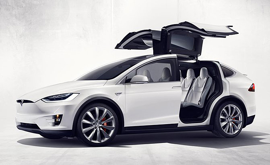 13 Things You Need to Know About The Luxury Electric Tesla SUV