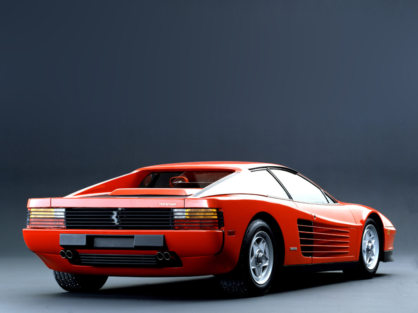 Would You Rather Ferrari Testarossa Or Lamborghini