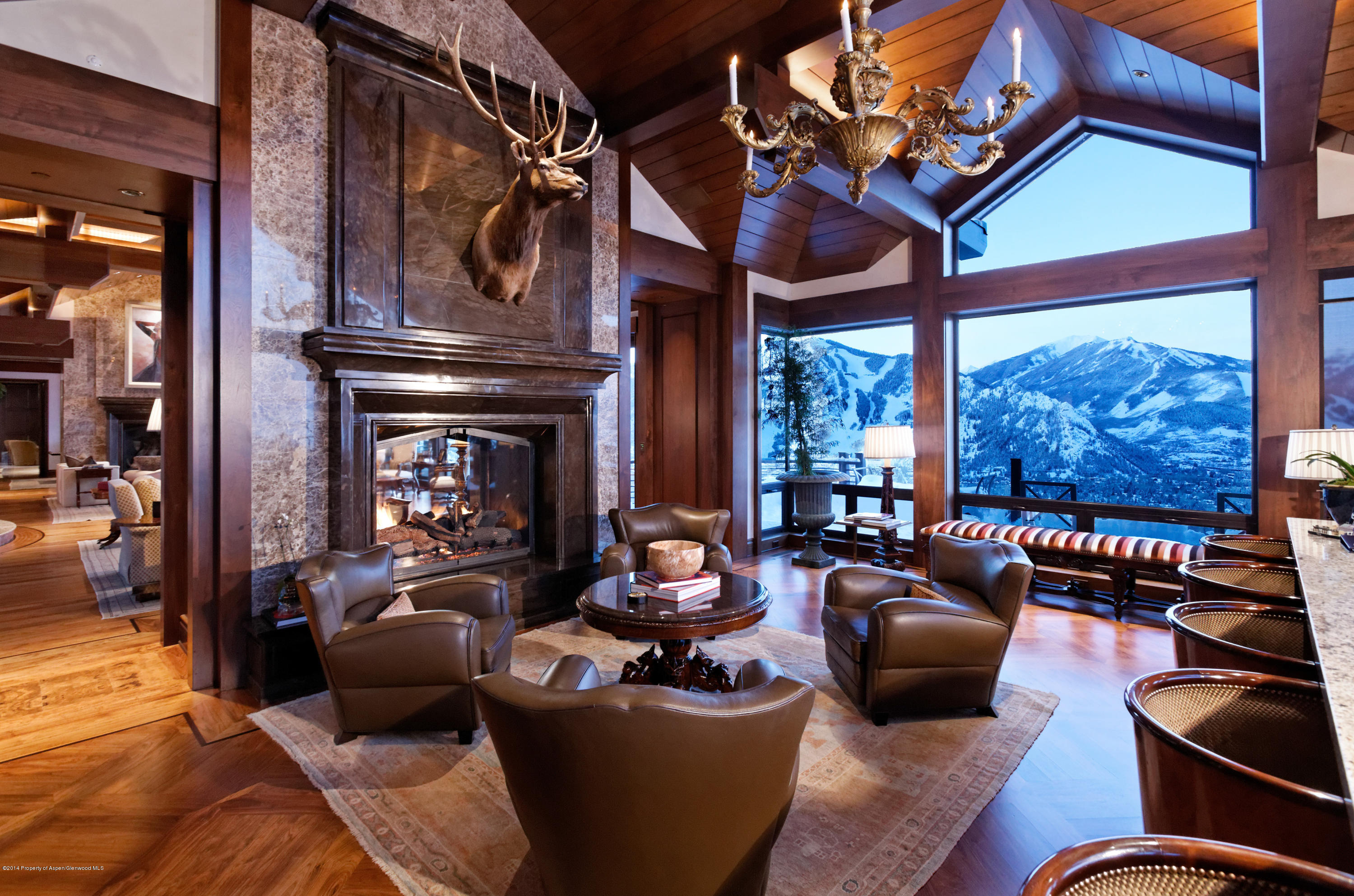 This Mind-Blowing Colorado Mansion Has a Deck That's Bigger Than Your House!