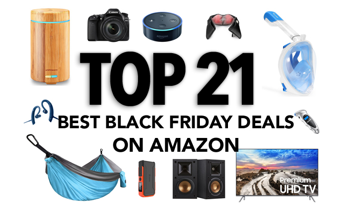 Top 21 Best Black Friday Deals on Amazon You Didn't Know You Needed