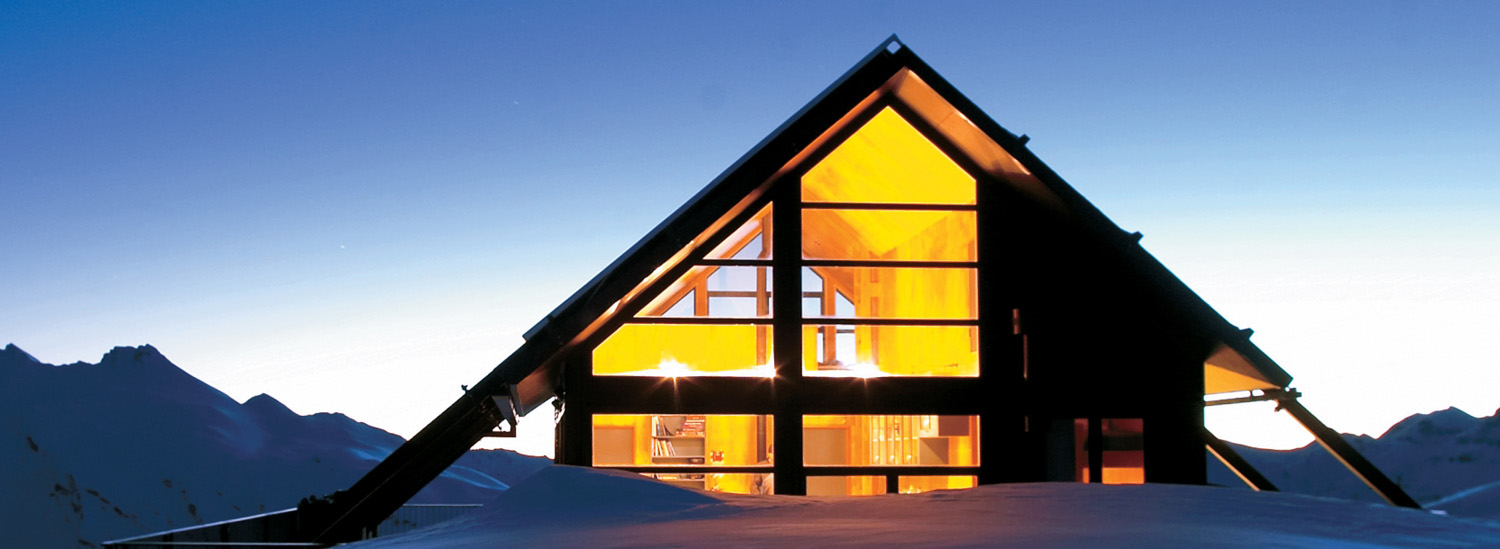 Check Out the Top 5 Most Luxurious Ski Chalets in the World