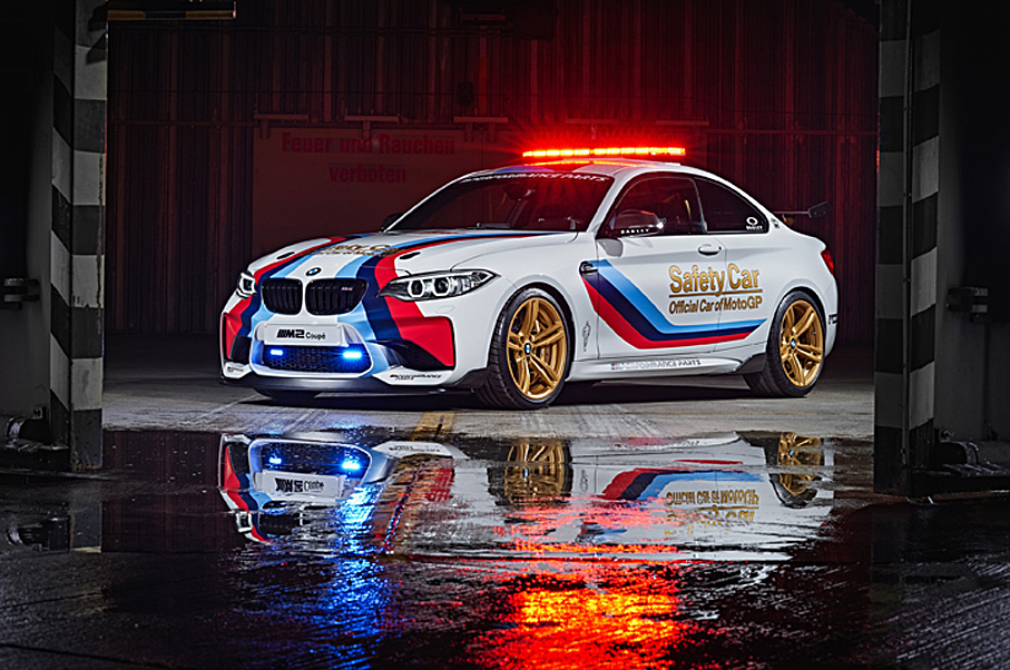 Top 9 Coolest Safety and Pace Cars We've Ever Seen