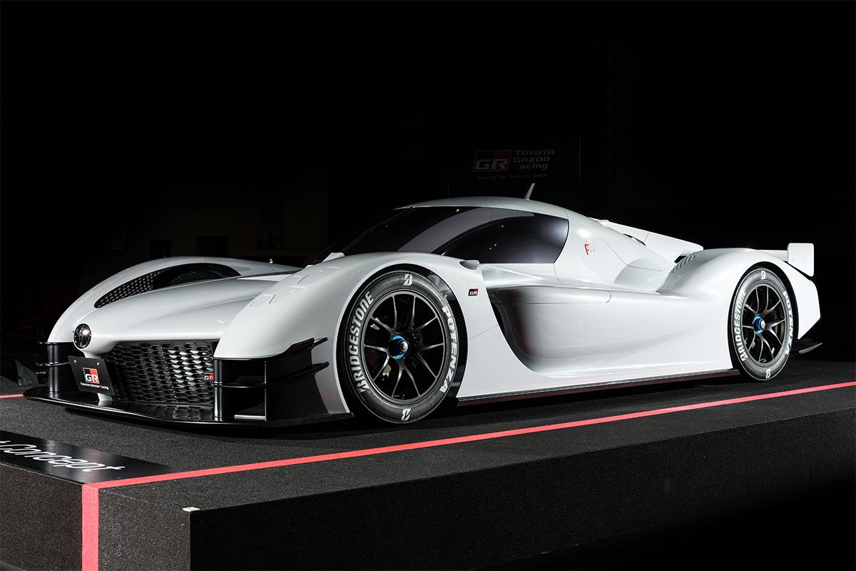 Upcoming Toyota Hypercar Could Cost Close to $1 Million