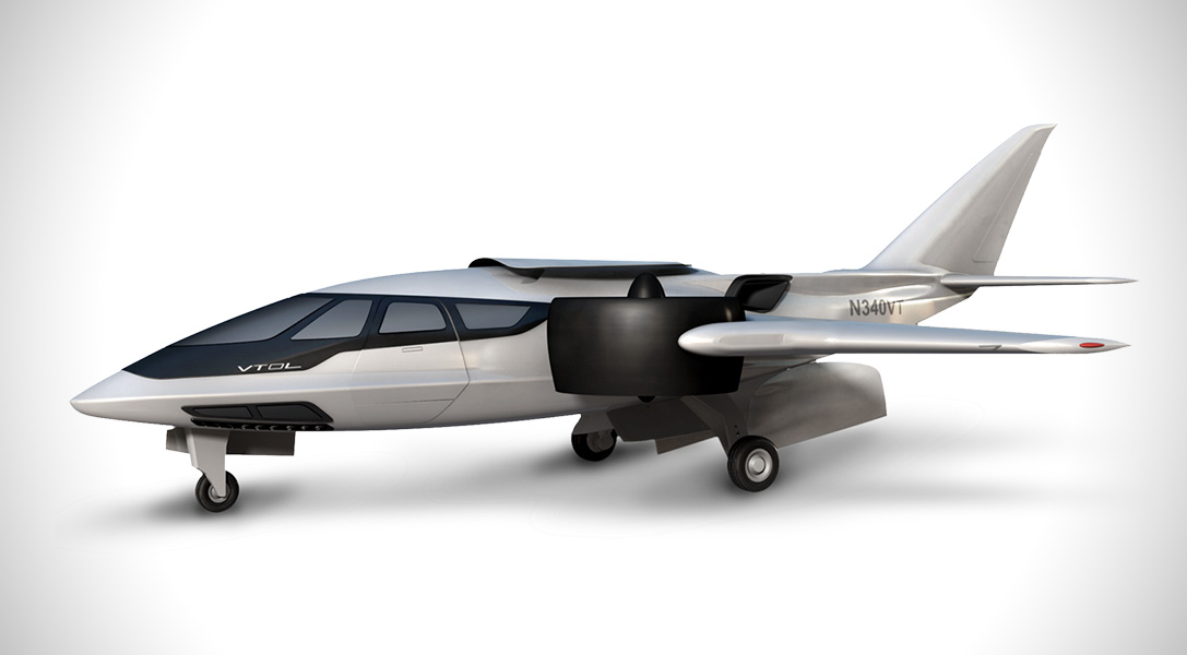 This $12 Million Plane Can Take Off and Land in Your Backyard