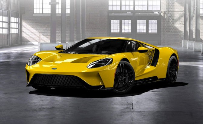 Ford GT Demand Spurs 2 More Years of Production